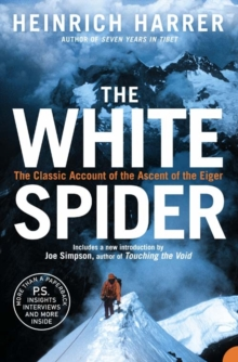 The White Spider, Paperback Book