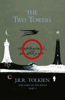 The Two Towers, Hardback Book