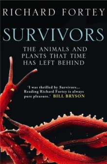 Survivors : The Animals and Plants That Time Has Left Behind, Paperback / softback Book