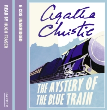 The Mystery of the Blue Train, CD-Audio Book