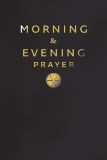 Morning and Evening Prayer, Leather / fine binding Book