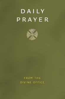 Daily Prayer, Leather / fine binding Book