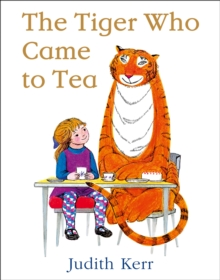 The Tiger Who Came to Tea, Mixed media product Book