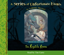 Book the Second - The Reptile Room (A Series of Unfortunate Events, Book 2) : Complete and Unabridged, eAudiobook MP3 eaudioBook