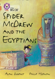 Spider McDrew and the Egyptians : Band 12/Copper, Paperback / softback Book