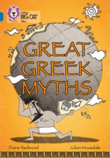 Great Greek Myths : Band 16/Sapphire, Paperback / softback Book