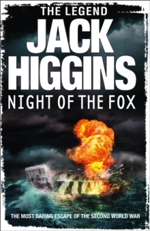 Night of the Fox, Paperback Book