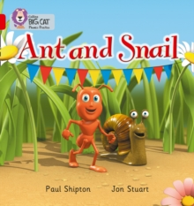 Ant and Snail : Band 02a/Red a, Paperback / softback Book