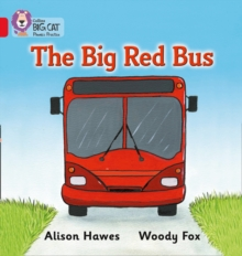 The Big Red Bus : Band 02a/Red A, Paperback Book
