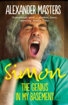 Simon: The Genius in My Basement, Paperback Book