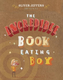 The Incredible Book Eating Boy, Mixed media product Book