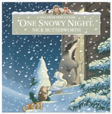 One Snowy Night, Mixed media product Book