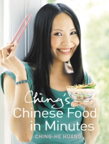 Ching's Chinese Food in Minutes, Hardback Book