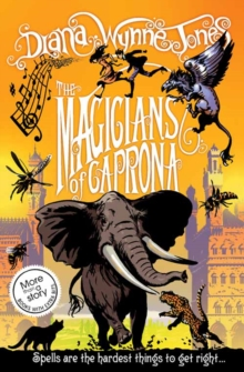 The Magicians of Caprona, Paperback Book