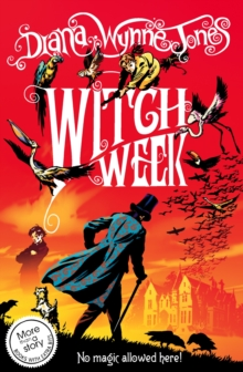 Witch Week, Paperback Book