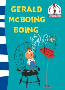 Gerald McBoing Boing : Green Back Book, Paperback Book