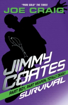 Jimmy Coates: Survival, Paperback Book