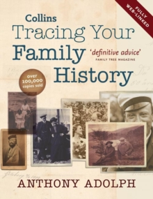 Collins Tracing Your Family History, Hardback Book