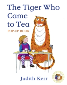 The Tiger Who Came to Tea, Novelty book Book