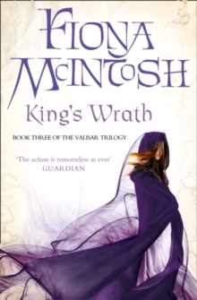 King's Wrath : Book Three of the Valisar Trilogy, Paperback Book