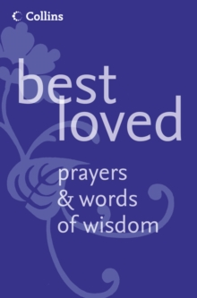 Best Loved Prayers and Words of Wisdom, Hardback Book
