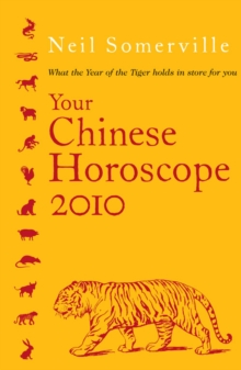 Your Chinese Horoscope, Paperback Book