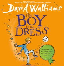 The Boy in the Dress, CD-Audio Book