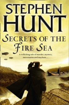 Secrets of the Fire Sea, Paperback Book