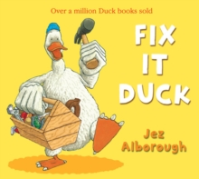 Fix-It Duck, Paperback Book