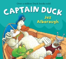 Captain Duck, Paperback Book