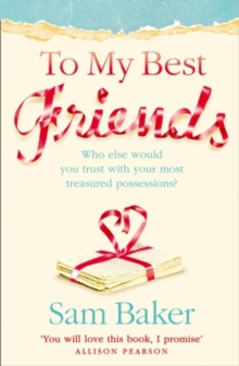 To My Best Friends, Paperback Book