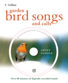 Garden Bird Songs and Calls, Hardback Book