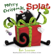 Merry Christmas, Splat, Paperback Book