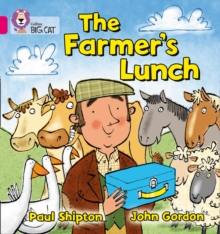The Farmer's Lunch : Band 01a/Pink a, Paperback / softback Book