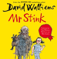Mr Stink, CD-Audio Book