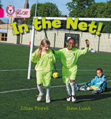 In the Net! : Band 01b/Pink B, Paperback / softback Book