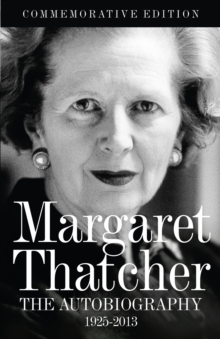 Margaret Thatcher: The Autobiography, Hardback Book