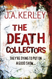 The Death Collectors, Paperback Book