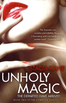 Unholy Magic, Paperback Book