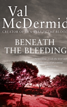 Beneath the Bleeding, Paperback Book