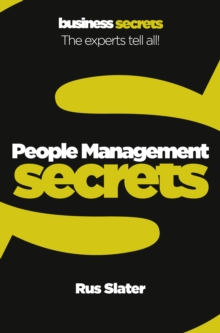 People Management, Paperback Book