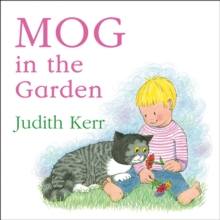 Mog in the Garden, Board book Book