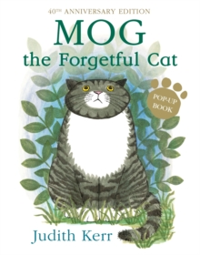 Mog the Forgetful Cat Pop-Up, Hardback Book