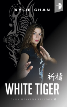 White Tiger, Paperback Book