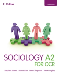 Collins A Level Sociology : Sociology A2 for OCR, Paperback Book