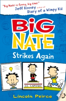 Big Nate Strikes Again, Paperback Book