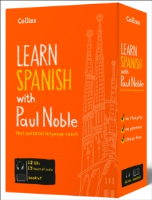 Learn Spanish with Paul Noble - Complete Course : Spanish Made Easy with Your Personal Language Coach, CD-Audio Book