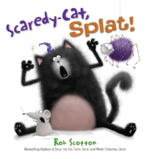 Scaredy-Cat, Splat!, Paperback / softback Book