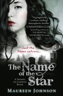 The Name of the Star, Paperback Book