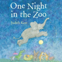 One Night In the Zoo, eAudiobook MP3 eaudioBook
